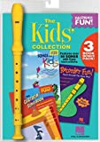 The Kid's Collection - Recorder Fun! 3-Book Bonus Pack