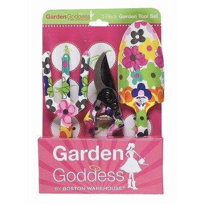 Watercolor Garden Tool Set