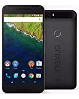 Google Nexus 6P by Huawei - 32GB Graphite, 4G LTE - USA Warranty