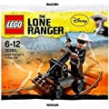 LEGO Lone Ranger: Pump Car Set 30260 (Bagged)