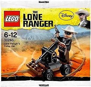LEGO Lone Ranger: Pump Car Set 30260 (Bagged)