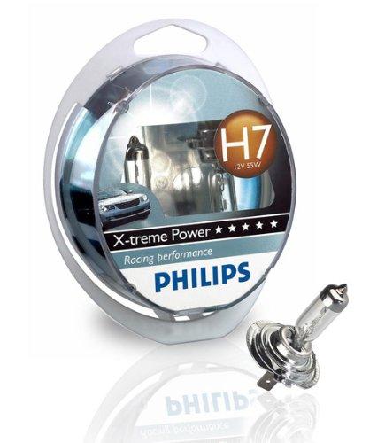 Philips 12972-XPS2 H7 Extreme Power Kit (2 x Bulbs)