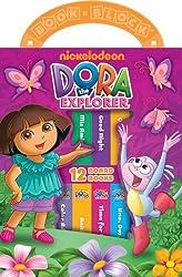 Nickelodeon Dora the Explorer 12 Book Block Set