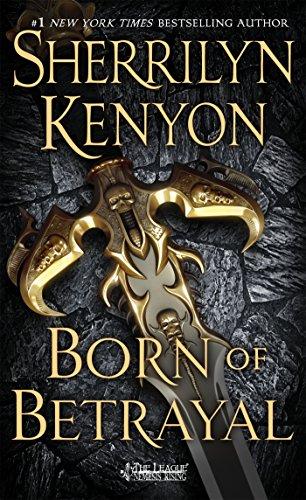 Born of Betrayal (League: Nemesis Rising)