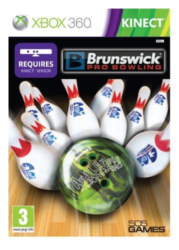 Brunswick Pro Bowling - Kinect Compatible (Xbox 360)