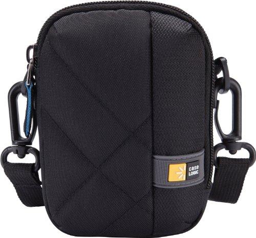 Negro Case Logic DCB302K Bolsa para c/ámaras Digitales compactas