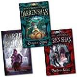 Darren Shan Darren Shan The Saga of Larten Crepsley 3 Books Collection Pack Set RRP: £ 26.97 (Birth of a Killer, Ocean of Blood, Palace Of Damned-Hardback)
