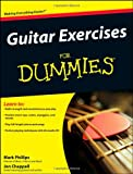 Guitar Exercises For Dummies (0470387661) by Phillips, Mark