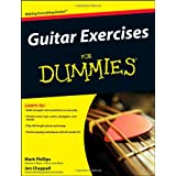 Guitar Exercises For Dummiesby Mark Phillips