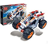 P&R Kids 86pc Car Model Educational Toys Building Block Set Best Gift For Boys And Girls
