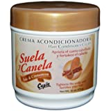 Capilo Suela y Canela hair conditioner 16 oz