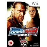 WWE Smackdown vs. Raw 2009 (Wii)by THQ