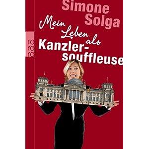 eBook Cover für  Mein Leben als Kanzlersouffleuse