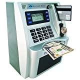 ATM Savings Bank - Limited Edition - Silver/Black (Color: Silver)