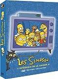 echange, troc Les Simpson : L'Intégrale Saison 4 - Édition Collector 4 DVD