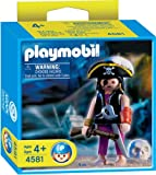 Playmobil 4581 Skull Pirate Captain