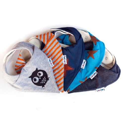 lovjoy-bandana-bibs-pack-of-5-boys-designs-urban-star