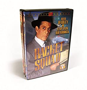 Racket Squad: Volumes 1-3