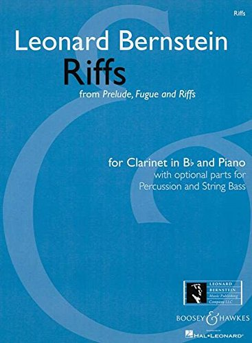 Riffs (from Prelude Fugue and Riffs) (Prelude Fugue And Riffs compare prices)