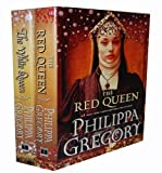 Philippa Gregory Philippa Gregory 2 Books Collection New RRP £34.65 (The White Queen , The Red Queen)