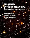 img - for RELATIVITY WITHOUT RELATIVITY (Classic Physics Paper Reprint) book / textbook / text book