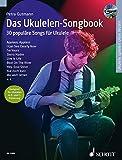 Das Ukulelen-Songbook: 30 populäre Songs für Ukulele. Ukulele. Ausgabe mit mp3-CD.