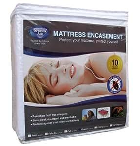 Spring Air Mattress Encasement, Queen