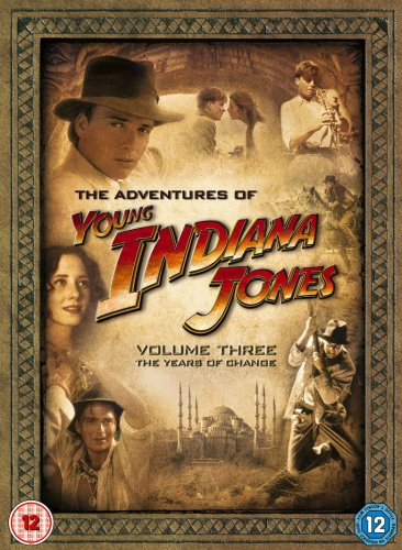 The Adventures Of Young Indiana Jones Vol.3 (10-Disc-Set) [DVD]
