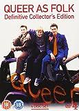 Queer As Folk (Definitive Edition) [DVD]