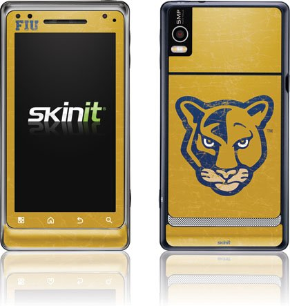 Florida International University - Florida International University - Distressed - Motorola Droid 2 - Skinit Skin
