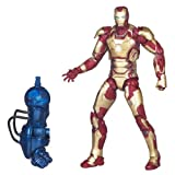 Marvel Iron Man Marvel Legends Iron Man Mark 42 Figure 6 Inches