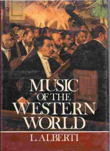 Music of the Western world