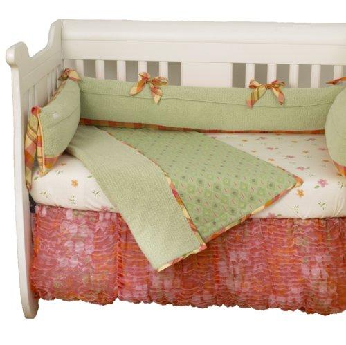 Cotton Tale Designs Tiny Tango 4 Piece Crib Bedding Set