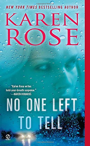 Image of No One Left to Tell (The Baltimore Series)