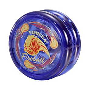 Yomega Fireball Semi Solid - Colors May Vary