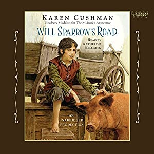 Will Sparrow's Road Audiobook