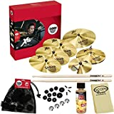 Sabian XS5007SB-Kit01 XS20 Super Set - Brilliant Finish with ChromaCast Accessories