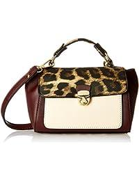 Accessorize Sling Bag Women's Sling Bag (Leopard)