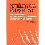 Petróleo y gas en las roca: Métodos geofísicos para determinar sus propiedades colectoras y de saturación