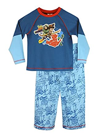 Toy Story Pyjamas - Red & Blue - Age 18 to 24 Months