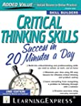 Critical Thinking Skills Success: In...