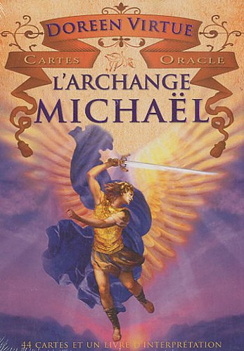 Cartes Oracle Larchange Michaël 44 Cartes Et Un Livret D