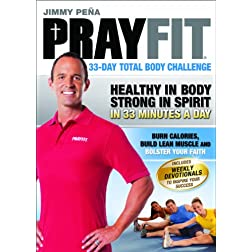 Prayfit: 33-Day Total Body Challenge