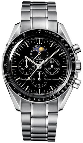 Omega Speedmaster Moon Phase Men's Watch 3576.50