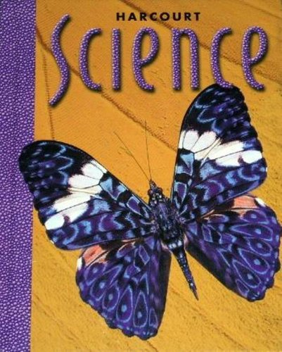 Harcourt School Publishers Science: Student Edition  Grade 3 2000 (Science Textbook Grade 3 compare prices)