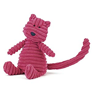"""Jellycat® Cordy Roy Pink Cat, Small - 10"""""""