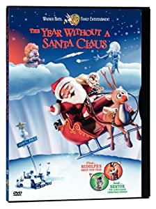 The Year Without A Santa Claus Nestor The Long-eared Christmas Donkey Rudolphs Shiny Year from Warner Home Video