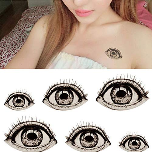 Buy Eyeball Tattoo Now!