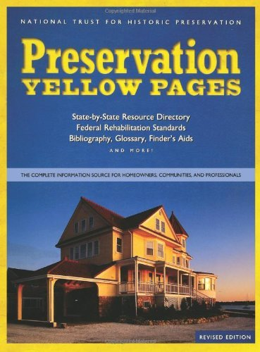 preservation-yellow-pages-the-complete-information-source-for-homeowners-communities-and-professiona