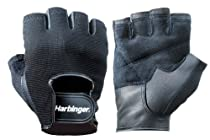 Harbinger Power Series StretchBack Gloves - Black XX Large